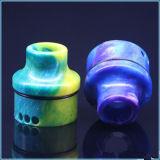 Le punte larghe di vendita superiori del gocciolamento della resina per il gocciolamento della resina del Kennedy Rda/528 Goon/510 si capovolge all'ingrosso in azione