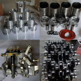 Conjunto de generador diesel de Cummins con el motor diesel de la refrigeración por agua