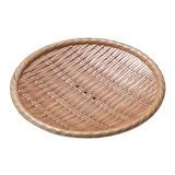 Tamices de la melamina/placa de la bola de masa hervida/servicio de mesa de la melamina/de madera como la placa (WT13809-07)