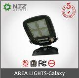 Iluminação elevada da área da eficácia/luminares de Shoebox