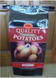 Holesの5kg/10kg/Ventilated Potato BagsのためのPP/Paper Potato/Onion Bags
