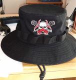Помытый шлем ведра рыболова отдыха холстины хлопка