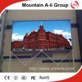Tabellone per le affissioni esterno dello schermo di visualizzazione di P8 LED video per la pubblicità commerciale