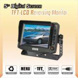 "5 "" Digital TFT LCD Monitor mit Sun Visor (SP-527)"