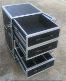 Caja del cajón con la caja de aluminio de los echadores (THY-3689)