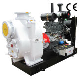 T-Serien-selbstansaugende Fliehkraftabfall-Wasser-Pumpe