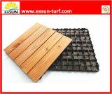Tuiles de verrouillage en bois réel facile de DIY par le constructeur de la Chine