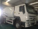 Sinotruk HOWO 6X4の具体的なミキサーのトラック