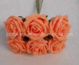 Flores artificiais (grupo médio de Rosa da espuma)