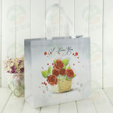 Mode Non Woven Bag avec Customised Design Can Hold 20 kilogrammes (MY-073)