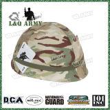 Capacete das forças armadas do capacete do terreno do exército dos miúdos multi