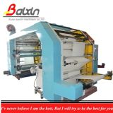 Bobina Paper Flexo Printing Machine su Paper Bag