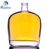 Frosting-Glaswein-Flasche mit Glasschutzkappe