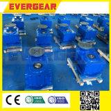 Caja de engranajes de ángulo recto helicoidal de la reducción de 90 grados de China del eje horizontal primero del fabricante