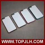 Крышка телефона сублимации вспомогательного оборудования мобильного телефона металлическая на iPhone 6