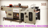 Impression automatique Machine&#160 d'écran de papier de cylindre d'oscillation ;