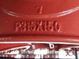 Het Zadel van Hottap voor Plastic Pijp P315X150, die T-stuk onttrekken