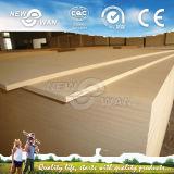 Precio medio llano del cristal del MDF/del panel de fibras de madera de la densidad del tablero crudo del MDF