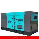 32kw 50Hz de Dieselmotor Soundproof Generator Set van Yuchai