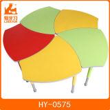 고도 조정가능한 Splittable 유치원 책상 또는 테이블