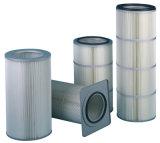 Filtro de aire industrial para la industria química