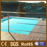 WPC Waterproof o Decking ao ar livre, Decking da piscina (140X23mm)