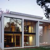 Оптовое окно Feelingtop изготовленный на заказ алюминиевое сползая с стеклом Toughened безопасностью (FT-W80/126)