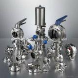 ステンレス鋼の衛生学の高精度の衛生管付属品(DE-S001)