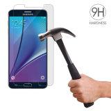 De aangemaakte Beschermer van het Scherm van het Glas voor Nota 4 van de Melkweg van Samsung