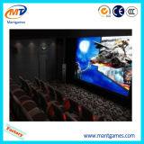 遊園地の小型トラックの移動式7D映画館