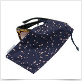 Изготовленный на заказ мешок солнечных очков Drawstring Двойн-Стороны Microfiber и случай сотового телефона