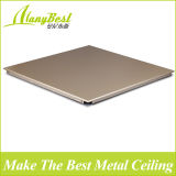 Moderna del diseño del pasillo de aluminio Techo suspendido