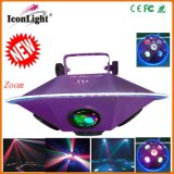 UFO Shape Party Light di New Rgbwyp di alto potere per il DJ (ICON-A050)