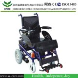 ردّ اعتبار منتوج نوع اقتصاديّة كهربائيّة [وهيلشير&بوور] [وهيلشير&ديسبلد] كرسيّ ذو عجلات مع رصاص حامض