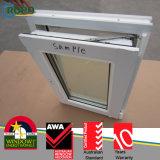 Norme australienne de Windows du bâti UPVC de double vitrage de spire allemande d'inclinaison