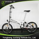E-Bici plegable del nuevo diseño 2016