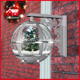 SpitzenChristmas Gifts Silver Wall Lamp mit LED Christmas Tree