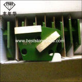 Metal Bond Betão Pavimento Epoxy Coating Grinding Polishing Machine Diamond