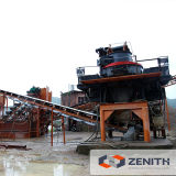 High Quality를 가진 30-300tph Complete Sand Making Machine