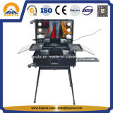 LED-Studio-Verfassungs-Fall mit Lichtern und USB-Anschluss (HB-3600)