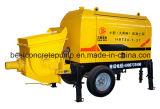 Hbt30-7-37 mini Draagbare Elektrische Concrete Hydraulische Pomp