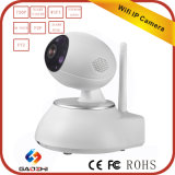 新しい720p Wireless Door Mini Robot SD Card Recording IP Dome Camera