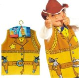 cowboy Clothing di 7000957-Cool Kids Performance Clothes Cosplay Costumes per Halloween