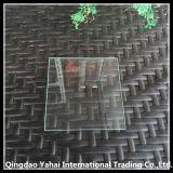 verre de flotteur d'espace libre de C-Bord de 4mm avec le meulage approximatif