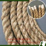 corda dell'imballaggio della corda di Manila della corda del sisal di 16-60mm