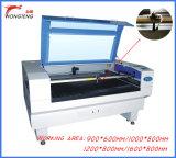 Singola tagliatrice dell'incisione del laser della testa 80W per l'indumento