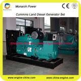 本物のCummins Diesel Generator (20kw~1200kw)