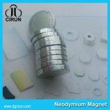 De industriële Grootte van de Magneet van NdFeB van het Neodymium van de Zeldzame aarde van de Cilinder 4.0 X 4.0 mm