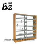 Muebles de escuela fijos de madera y del metal del estante (BZ-0160)