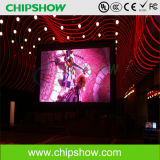 Exhibición de LED a todo color de interior de Chipshow P5